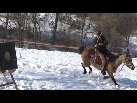 +Living Arrow Horseback Archery   Searching for Tradition+