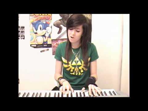 "Me Singing ""Liar Liar"" Acoustic - My Original Song (Off My New Album, ""Find Me"") !!"