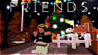 Why Don't We - Friends (50k Roblox Fan Music Video)