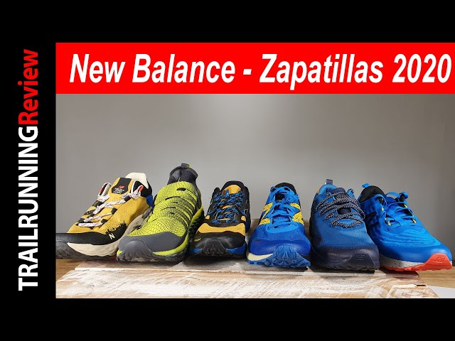 new balance zapatillas running