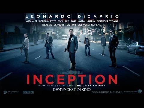 INCEPTION - Trailer deutsch german HD