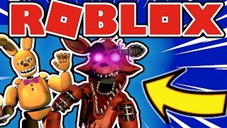 How To Get The Good Old Days and The Old And Withered Badge in Roblox Left To Rot: FNAF RP