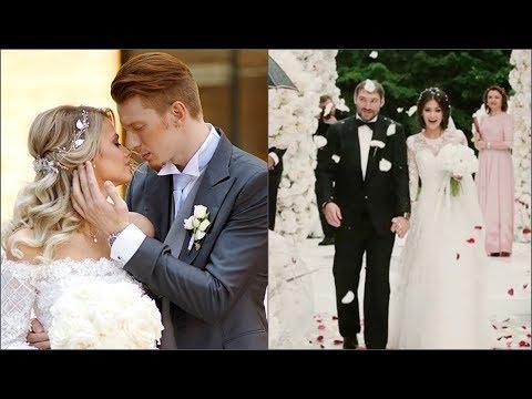 Свадьбы 2017: Самые яркие свадьбы знаменитостей 2017 года - Познавательные и прикольные видеоролики