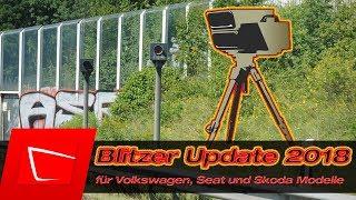Blitzerwarnung POI Navigation Update 2018 Seat Leon 5F Anleitung auch für VW und Skoda