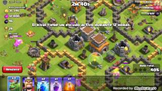 (CLASH OF CLANS) TODO TROPAS:BEBE DRAGONES#1
