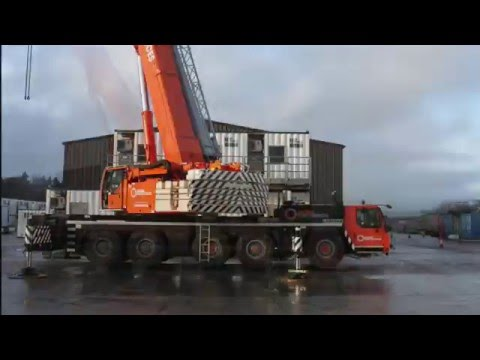 Timelapse of HB Rentals' TLQ for Prosafe's Safe Boreas