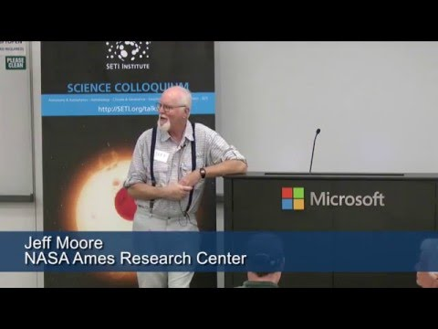 Geology After Pluto - Jeff Moore (SETI Talks)