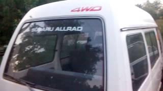 Обзор Subaru Libero