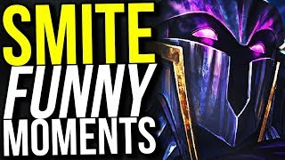 ARES IS THE BEST GOD IN THE GAME! - SMITE FUNNY MOMENTS