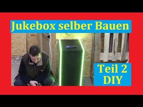 jukebox selber bauen teil 2 youtube. Black Bedroom Furniture Sets. Home Design Ideas