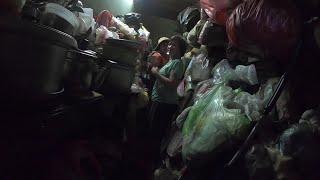[P1] Phát hiện căn nhà rác ngập cao tới bàn thờ, nữ chủ nhà phản ứng bất ngờ  | QUỐC CHIẾN Channel