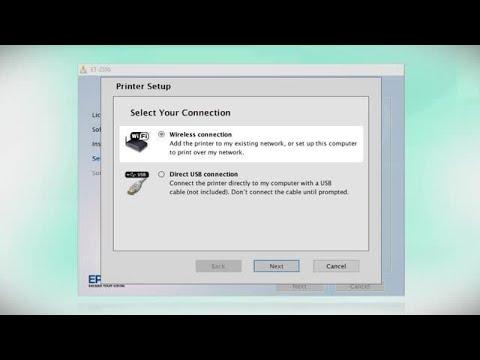 epson-ecotank-et-2550- -wireless-setup-using-the-printer's-buttons