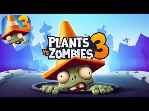 Plants Vs. Zombies 3 Pre-Alpha #3 [Update V12.0.150479] PvZ3