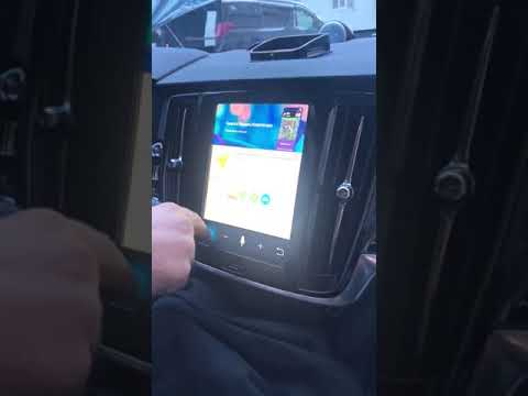NAVLYNX VOLVO Android Video Interface