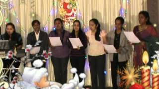 Hindi  Christmas  Song   Wishing You a Merry Christmas