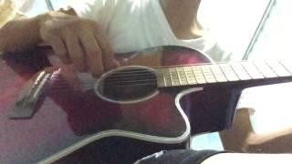 Lạc mất mùa xuân guitar