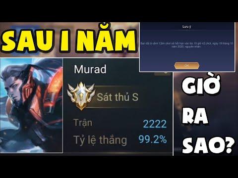 Sau 1 Năm Murad 2222 Trận 99% Tỉ Lệ Thắng Của Mạnh Blue Giờ Ra Sao?