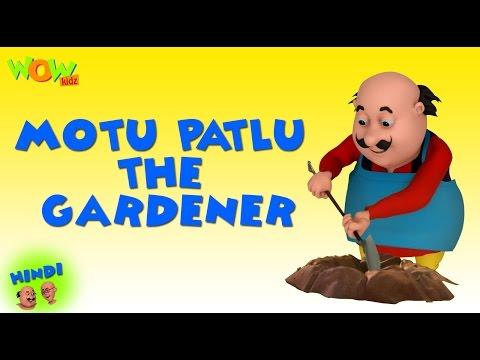 Motu Patlu The Gardener- Motu Patlu in Hindi WITH ENGLISH, SPANISH & FRENCH SUBTITLES thumbnail