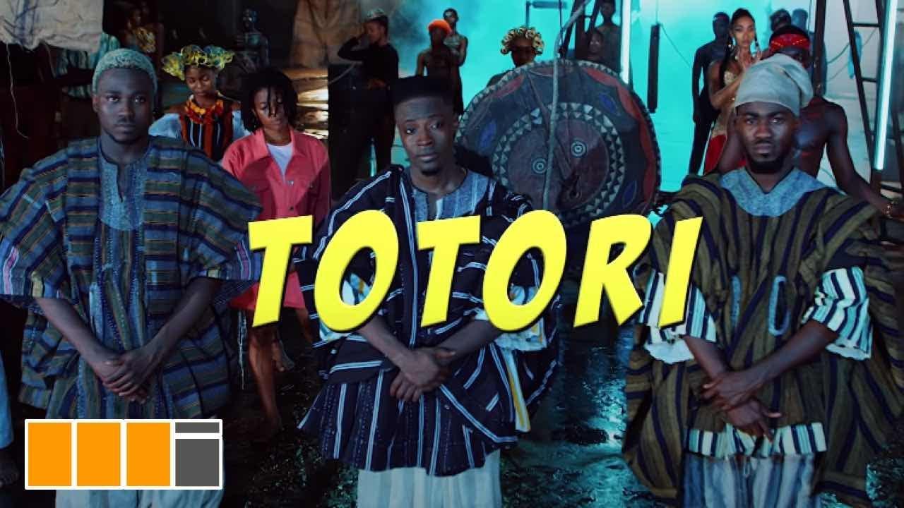 Download ZeeTM - Totori ft. Fancy Gadam (Official Video)