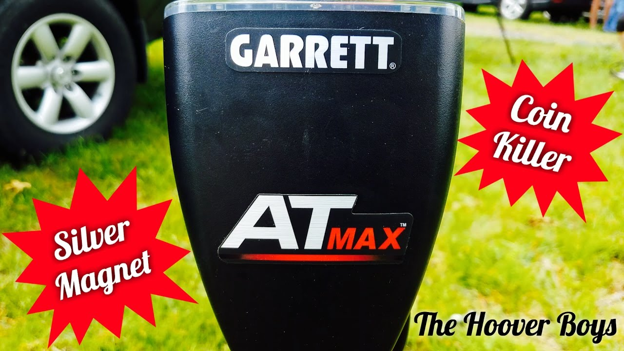 Jew Detector: New Garrett AT Max Metal Detector Is A Silver Magnet