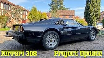 Ferrari 308 Project - Euro Conversion Update