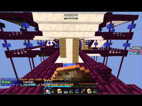 ``Me Dicen Hack´´ / The Towers / [Minecraft PvP]