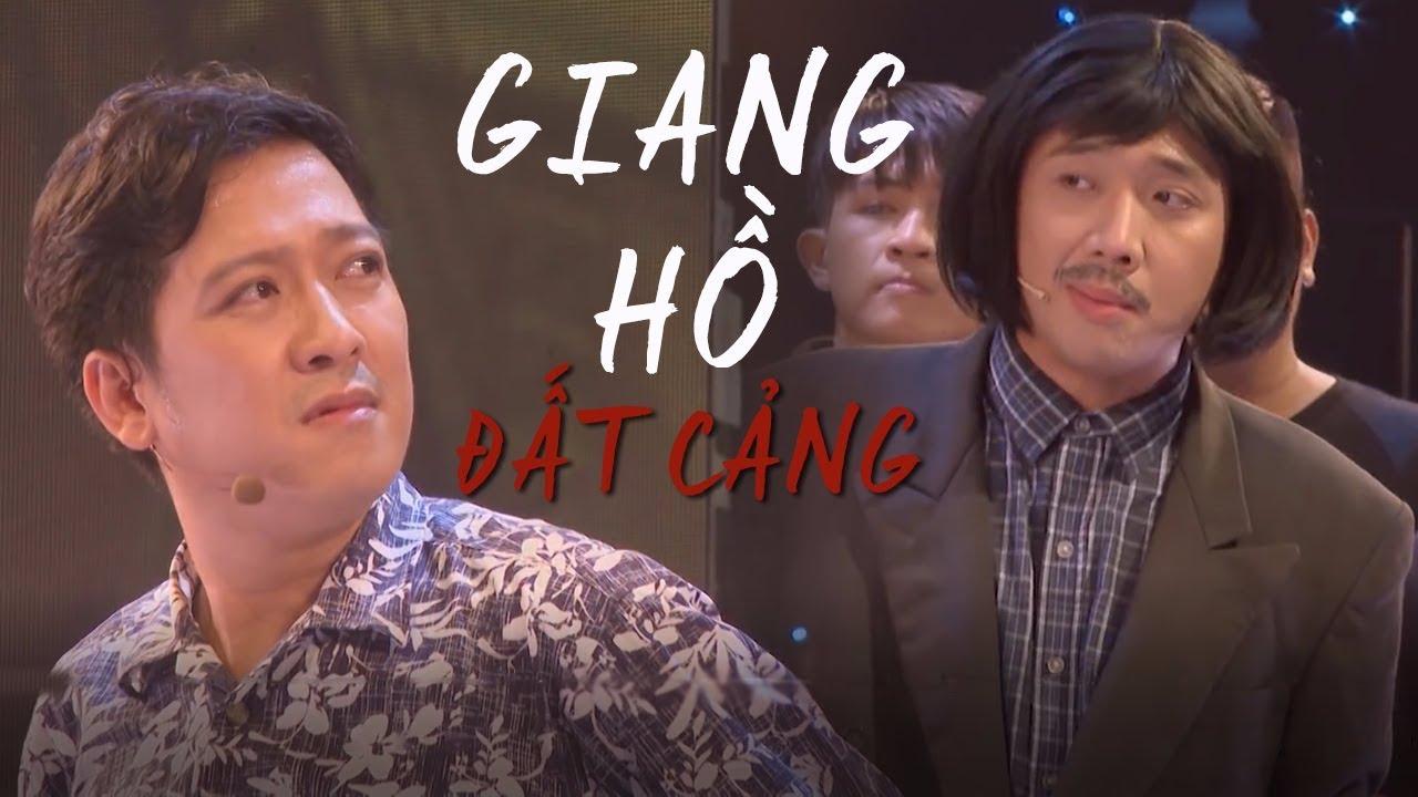 Hài Giang Hồ Đất Cảng - Hài Kịch Trường Giang, Trấn Thành, Kiều Minh Tuấn - Hài Việt Chọn Lọc 2018