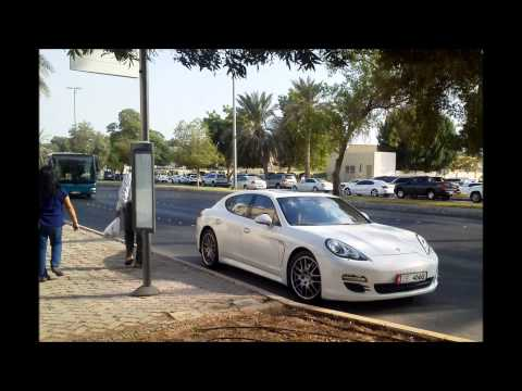 Cruising in Abu Dhabi, UAE