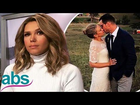Edwina Bartholomew admits to MELTDOWN before wedding  | ABS US  DAILY NEWS