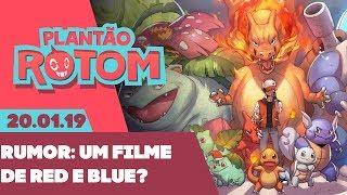 RUMOR - FILME DE POKÉMON RED E BLUE E NOVO TEASER DETETIVE PIKACHU
