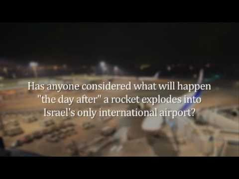 Qassam rocket fired at Israel's Ben Gurion International Airport?