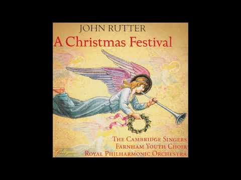 John Rutter Et Al. : A Christmas Festival, Carols For Soloists, Chorus & Orchestra (from Collegium)