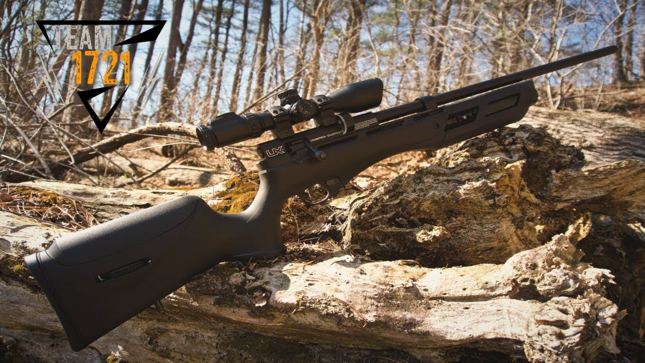 Umarex Gauntlet PCP Air Rifle  25 Caliber Review