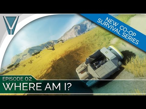 Survival Co-op Ep 02: Where am I? [Space Engineers]