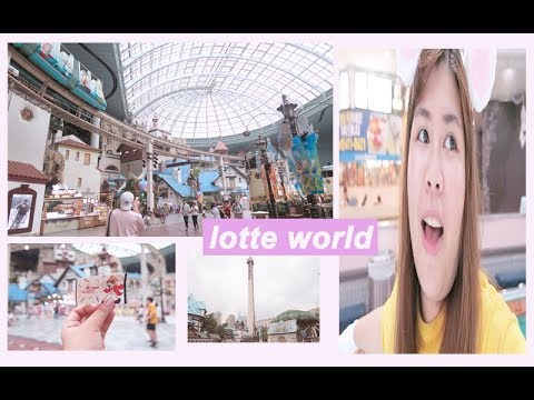 SEASON 2 Vlog #4: LOTTE WORLD!!!!! (Nagskating ang mga bakla!!!!!) | July 7, 2017