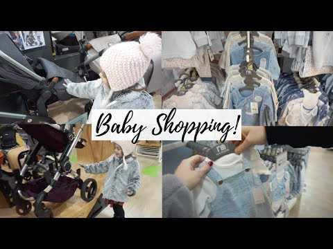 COME BABY SHOPPING WITH US IN MOTHERCARE & HOME RENOVATIONS | WEEKEND VLOG