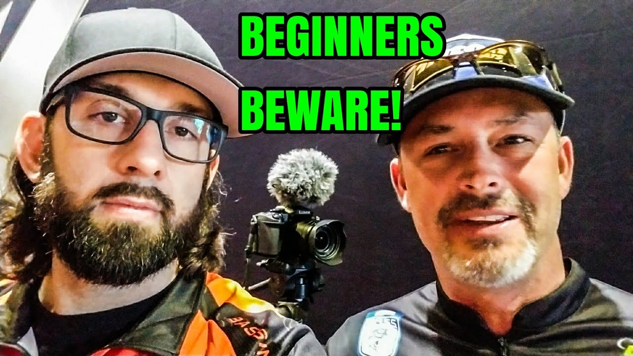 Bass fishing for beginners tips from a bassmaster elite for Bass fishing for beginners