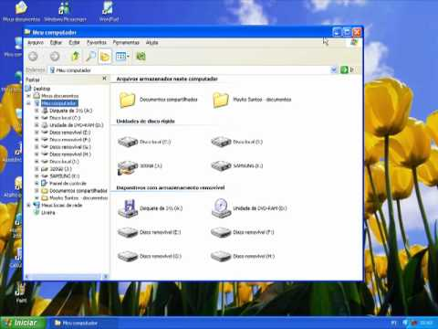 Cursos de windows Aula 14  Introdução ao Windows Explorer