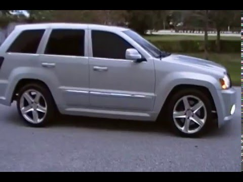 2015 Jeep Srt8 For Sale >> 2006 Jeep Grand Cherokee SRT8**FOR SALE**(954)980-8126 - YouTube