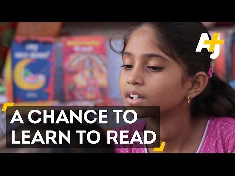 Meet India's Little Librarian