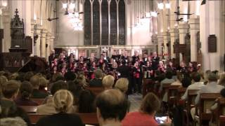 Gambar cover Coventry Carol (Martin Shaw) - The Cecilian Singers Christmas Concert 2015