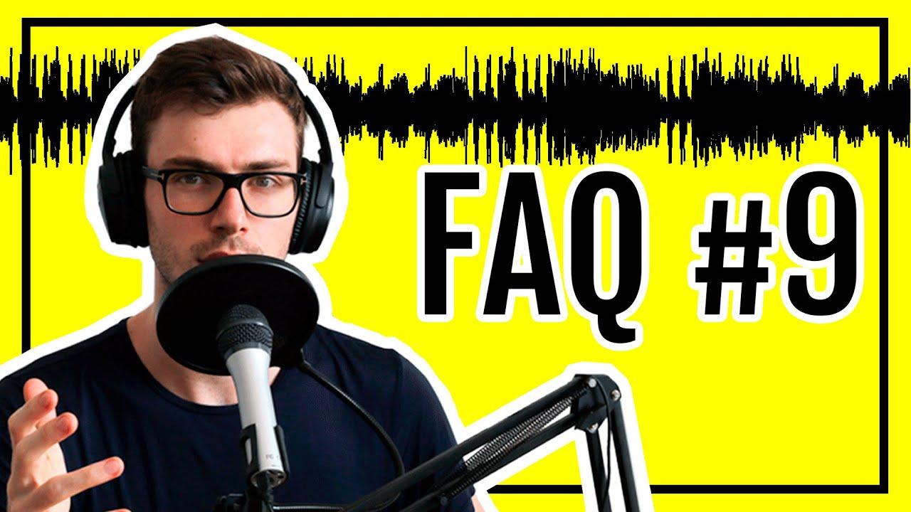 FAQ #9 : Les coachs imposteurs ; collaborations YouTube ; comment lire beaucoup
