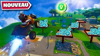 How much will the V Bucks game win? Fortnite Playground
