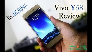VIVO Y53 Full Video Review   Smartphone Reviews by Phoneworld