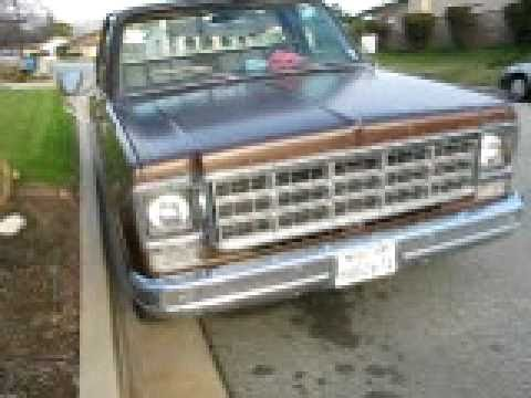 1978 Chevy Big 10 Youtube