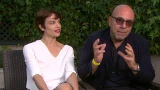 LA PAZZA GIOIA - Intervista a Micaela Ramazzotti e Paolo VirzÌ