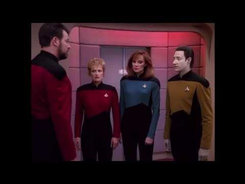 Star Trek: The Next Generation Best Of Both Worlds Feature Episode  1