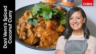Dani Venn's Spiced Coconut Curry