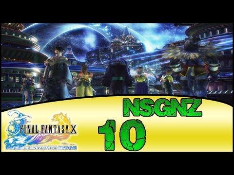 Final Fantasy X HD Remaster - Reto NSGNZ | Capitulo 10 # Prueba de Macalania y Bikanel