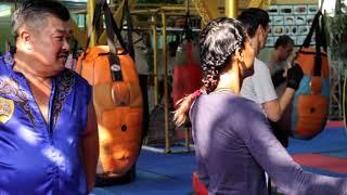 Video Muay Thai in Thailand - Ranini at Master Toddy Training Camp download MP3, 3GP, MP4, WEBM, AVI, FLV Agustus 2018